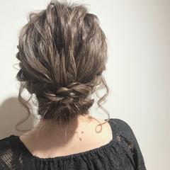 成人式 ヘアアレンジ デート 結婚式 ヘアスタイルや髪型の写真・画像