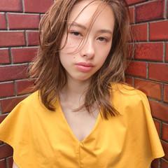 アンニュイほつれヘア デート ナチュラル 簡単ヘアアレンジ ヘアスタイルや髪型の写真・画像