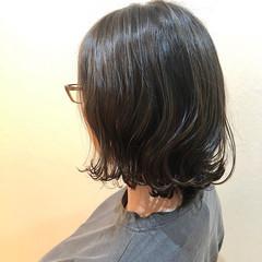 アッシュグレージュ ナチュラル オリーブグレージュ イルミナカラー ヘアスタイルや髪型の写真・画像