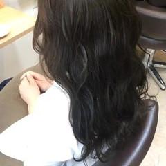 透明感 エレガント 上品 ロング ヘアスタイルや髪型の写真・画像