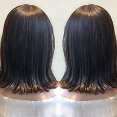 イルミナカラー シルバーアッシュ ナチュラル シルバー ヘアスタイルや髪型の写真・画像