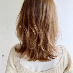 モテ髪 ナチュラル ひし形シルエット 表参道 ヘアスタイルや髪型の写真・画像
