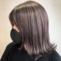 ショートヘア 外国人風 ミディアム フェミニン ヘアスタイルや髪型の写真・画像