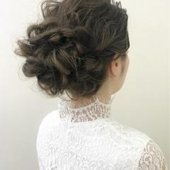 ゆるふわ アンニュイ ヘアアレンジ ロング ヘアスタイルや髪型の写真・画像