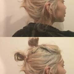 ヘアアレンジ ボブ パーティ ヘアスタイルや髪型の写真・画像