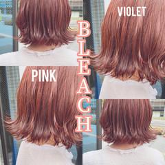切りっぱなしボブ 韓国ヘア 韓国風ヘアー 韓国 ヘアスタイルや髪型の写真・画像