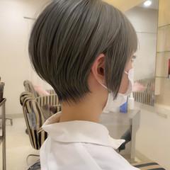 ショートヘア モード ショートボブ ミニボブ ヘアスタイルや髪型の写真・画像