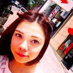 フェミニン 簡単ヘアアレンジ ナチュラル ショート ヘアスタイルや髪型の写真・画像