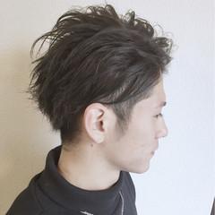 モテ髪 メンズ ナチュラル ボーイッシュ ヘアスタイルや髪型の写真・画像