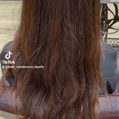 ナチュラル トリートメント 名古屋市守山区 ロング ヘアスタイルや髪型の写真・画像