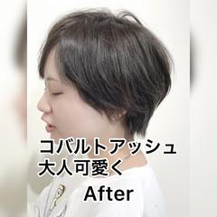 大人可愛い ナチュラル モテ髪 ナチュラル可愛い ヘアスタイルや髪型の写真・画像