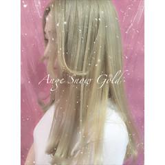 ロング 外ハネ 外国人風 ストリート ヘアスタイルや髪型の写真・画像