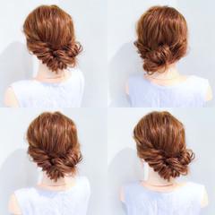 エレガント リラックス 上品 涼しげ ヘアスタイルや髪型の写真・画像