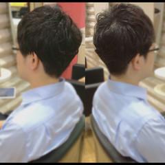 ベリーショート ショート メンズカット メンズスタイル ヘアスタイルや髪型の写真・画像