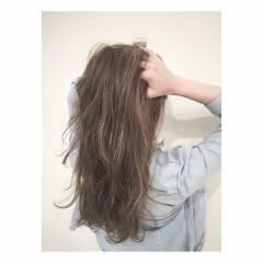 ウェットヘア パンク 外国人風 ストリート ヘアスタイルや髪型の写真・画像