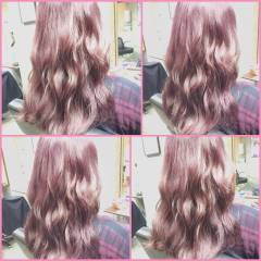 ヘアアレンジ マルサラ ゆるふわ 大人かわいい ヘアスタイルや髪型の写真・画像