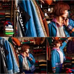 ストリート ガーリー ボブ ヘアスタイルや髪型の写真・画像