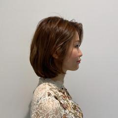 アンニュイほつれヘア 艶髪 大人可愛い フェミニン ヘアスタイルや髪型の写真・画像