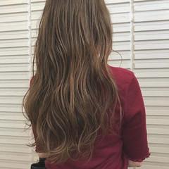 ガーリー 透明感 オルチャン モード ヘアスタイルや髪型の写真・画像
