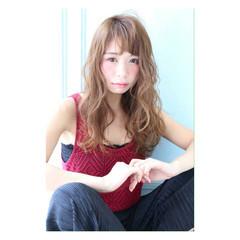 外国人風 抜け感 大人かわいい ゆるふわ ヘアスタイルや髪型の写真・画像