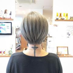 成人式 外国人風カラー デート バレイヤージュ ヘアスタイルや髪型の写真・画像