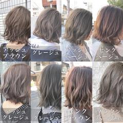 切りっぱなしボブ ミニボブ ナチュラル モテボブ ヘアスタイルや髪型の写真・画像