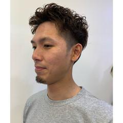 ストリート メンズカット メンズヘア ショート ヘアスタイルや髪型の写真・画像