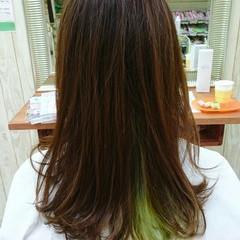 ストリート ブリーチ マット ハイライト ヘアスタイルや髪型の写真・画像