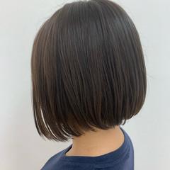 ブランジュ ナチュラル 大人女子 大人ショート ヘアスタイルや髪型の写真・画像