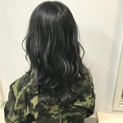 シルバーアッシュ ハイトーン ダブルカラー 透明感 ヘアスタイルや髪型の写真・画像