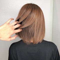 髪質改善 ストレート 髪質改善トリートメント ナチュラル ヘアスタイルや髪型の写真・画像
