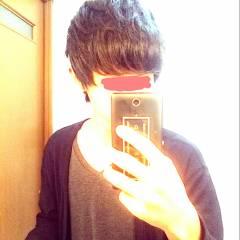 メンズ マッシュ ボーイッシュ 黒髪 ヘアスタイルや髪型の写真・画像