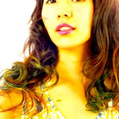 ゆるふわ グラデーションカラー モテ髪 ストリート ヘアスタイルや髪型の写真・画像