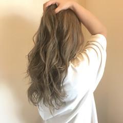 ロング 外国人風カラー エレガント モテ髪 ヘアスタイルや髪型の写真・画像