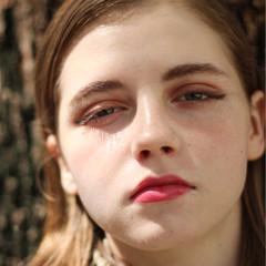 外国人風カラー 透明感 大人女子 ミディアム ヘアスタイルや髪型の写真・画像