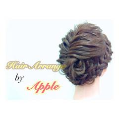 フェミニン 大人かわいい ショート ヘアアレンジ ヘアスタイルや髪型の写真・画像