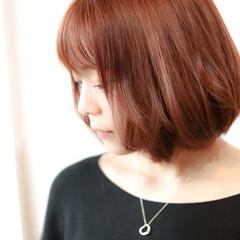 ショートヘア ショートボブ デート カジュアル ヘアスタイルや髪型の写真・画像