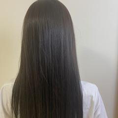 ロング 最新トリートメント 髪質改善 髪質改善トリートメント ヘアスタイルや髪型の写真・画像