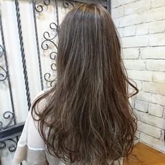 ロング エレガント 上品 女子力 ヘアスタイルや髪型の写真・画像