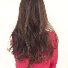 簡単 ウェットヘア 大人かわいい マルサラ ヘアスタイルや髪型の写真・画像