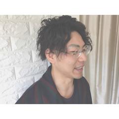 モテ髪 ショート パーマ モード ヘアスタイルや髪型の写真・画像