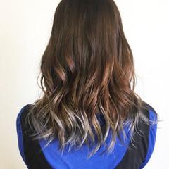 ストリート 大人かわいい ミディアム 夏 ヘアスタイルや髪型の写真・画像