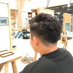 ボーイッシュ ヘアアレンジ パーマ ストリート ヘアスタイルや髪型の写真・画像