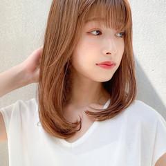 ゆるふわパーマ 愛され ワンカールパーマ レイヤーカット ヘアスタイルや髪型の写真・画像