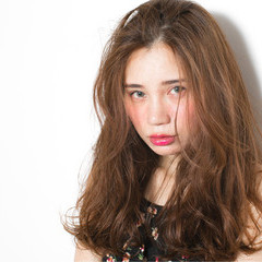 くせ毛風 外国人風 ストリート ピュア ヘアスタイルや髪型の写真・画像