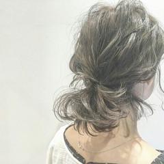 外国人風 暗髪 ボブ ロック ヘアスタイルや髪型の写真・画像