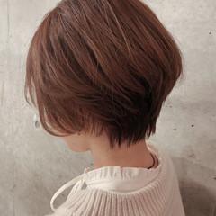 ショートヘア ショート 大人女子 ショートボブ ヘアスタイルや髪型の写真・画像