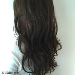 外国人風 外国人風カラー モテ髪 ナチュラル ヘアスタイルや髪型の写真・画像