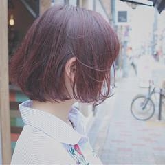 透明感 秋 イルミナカラー ブリーチ ヘアスタイルや髪型の写真・画像