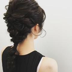 上品 デート 女子会 エレガント ヘアスタイルや髪型の写真・画像